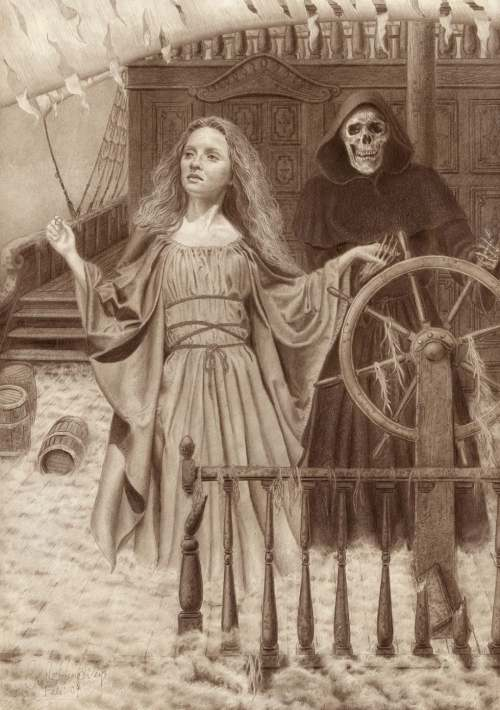 rime-of-the-ancient-mariner-death-life-in-death